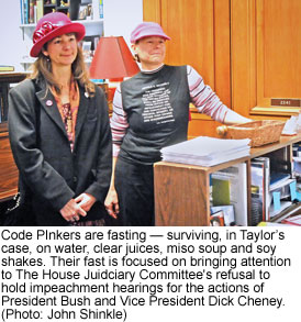 Code Pink fast