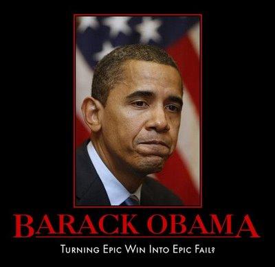 obama epic win to epic fail